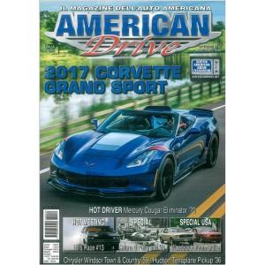American Drive Magazine dell' Auto Americana Bimestrale n.72/Ottobre 2016