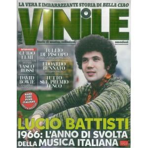VINILE Magazine - mensile n. 4/2016 Lucio BATTISTI
