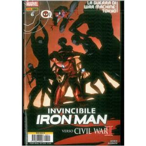 IRON MAN 42 - INVINCIBILE IRON MAN 6 - Marvel Italia