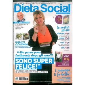 DIETA SOCIAL Magazine - Mensile n. 3 Novembre 2016