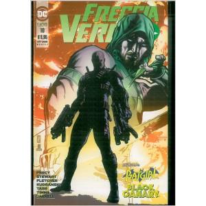 Freccia Verde 10 - DC Comics Lion