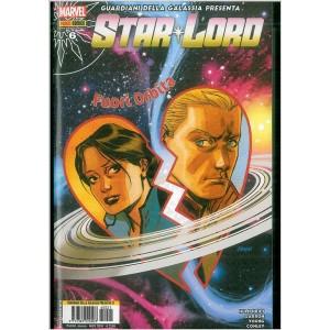 GUARDIANI DELLA GALASSIA PRESENTA STAR-LORD 6 #  21 Marvel Italia