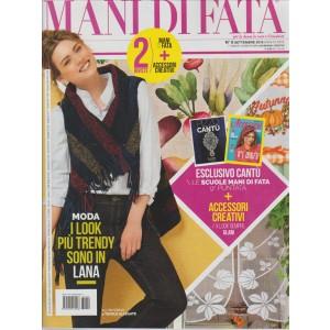 MANI DIFATA + ACCESSORI CREATIVI. N. 9 SETTEMBRE 2016.
