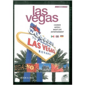 City video book LAS VEGAS con DVD e libro