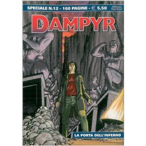 """Speciale DAMPYR n. 12 """" La porta dell'inferno """""""