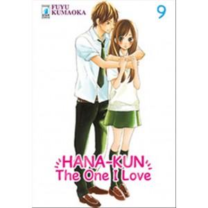 Manga: HANA-KUN, THE ONE I LOVE #9 - Star Comics collana UP #153