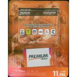 Mediaset Premium - Tessera prepagata ricaricabile