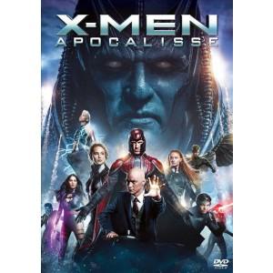 DVD X-MEN Apocalisse un film di Bryan Singer con Michael Fassbender, Oscar Isaac