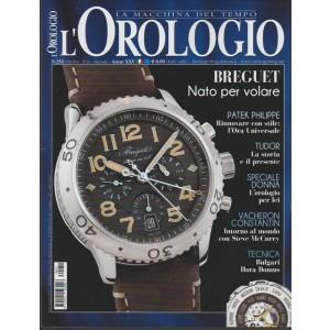 L'OROLOGIO la macchina del tempo - mensile n 251 Ottobre 2016