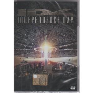 INDEPENDENCE  DAY. DVD IN EDIZIONE RIMASTERIZZATA. PANORAMA.  N. 17.