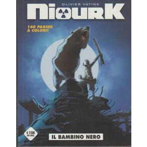 """Cosmo Mese - Niourk """"Il bambino nero"""" - 160 pagine a colori"""