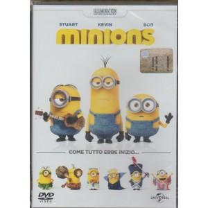Minions (DVD) - By sorrisi e Canzoni TV