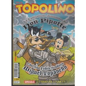 Topolino Disney - settimanale n. 3155 - 17 Maggio 2016