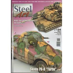 STEEL ART modellismo - mensile n,154 Ottobre 2016