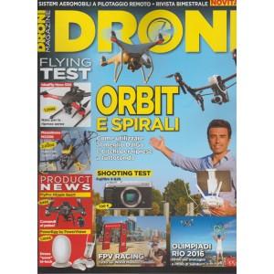 Droni Magazine - Bimestrale n. 9 Ottobre/Novembre 2016