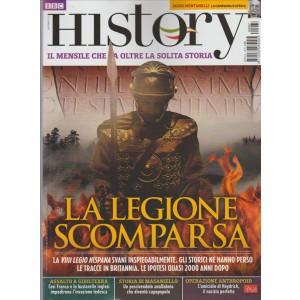 BBC History Italia - La legione scomparsa mensile n. 67