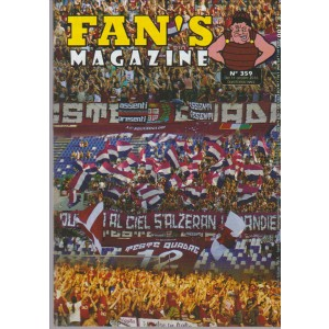 Fan's Magazine - Quindicinale n. 359 - 14 Ottobre 2016