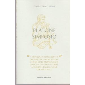 Platone Simposio - collana Classici greci e latini vol. 1 by Corriere della Sera