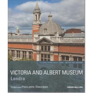 VICTORIA AND ALBERT MUSEUM. LONDRA. VISITA CON PHILIPPE DAVERIO. N. 28.