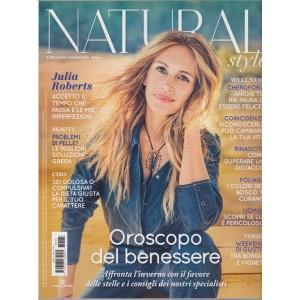 Natural Style - n. 185 - mensile - novembre 2018 -