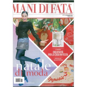 Mani Di Fata - Mensile n. 11 Novembre 2016