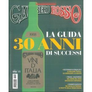 Gambero Rosso - mensile n. 298 Novembre 2016