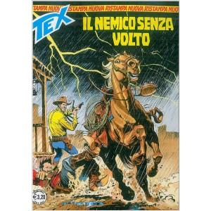 Tex Nuova Ristampa - Mensile n. 411 - Novembre 2016 - Il Nemico Senza Volto