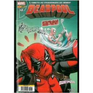 DEADPOOL 71 (12) - Marvel Italia