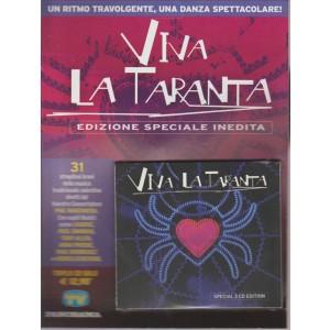 VIVA LA TARANTA. EDIZIONE SPECIALE INEDITA. TRIPLO CD.