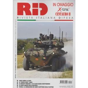 RID (rivista italiana difesa - mensile n. 11 Novembre 2016 in Allegato X-Tra'