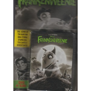 Dvd - Frankenweenie Disney un film di Tim Burton - by Panorama Magazine
