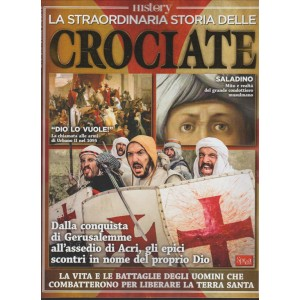 Bbc History Speciale - La straordinaria storia delle Crociate