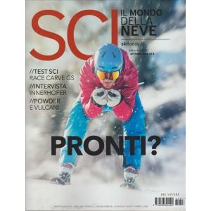SCI (il mondo della neve ) mensle n. 327 Ottobre 2016