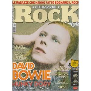 Classic Rock Lifestyle - mensile n. 48 Novembre 2016