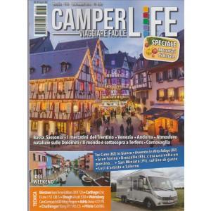 Camperlife (viaggiare facile) - Mensile n. 47 Novembre 2016