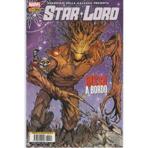 GUARDIANI DELLA GALASSIA PRESENTA #19 STAR-LORD 4 - Marvel Italia