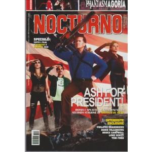 Nocturno Cinema - mensile n. 167 Ottobre 2016