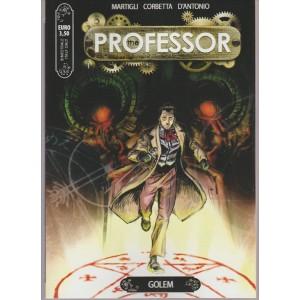 The Professor vol. 1 - Golem - ERREDI Grafiche editoriali