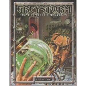 """Greystorm """"Ex vitro vita"""" storia inedita completa by Sergio Bonelli Editore"""