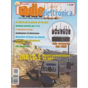 Radiokit Elettronica - mensile n.1 Novembre 2016
