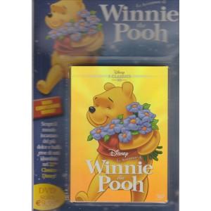 DVD classici Disney vol. 22 Le avventure di Winnie the Pooh-Sorrisi e Canzoni TV