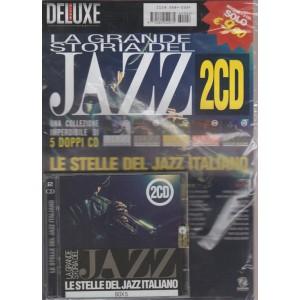 """Doppio CD LA grande storia del JAZZ """"Le stelle del JAZZ Italiano"""