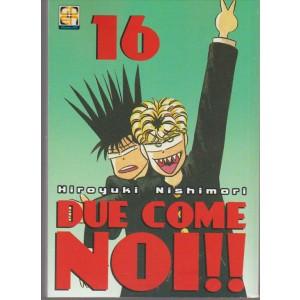 Manga; Hiro Collection 35 – Due come Noi 16 Goen edizioni