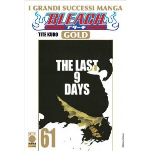 Manga: BLEACH MANGA GOLD 61 - Planet Manga