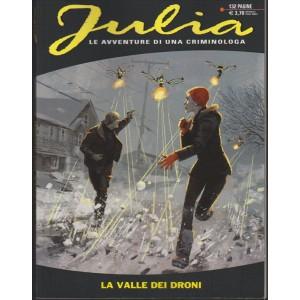 """Julia Kendall - mensile n. 218 """"La Valle Dei Droni"""" Novembre 2016"""