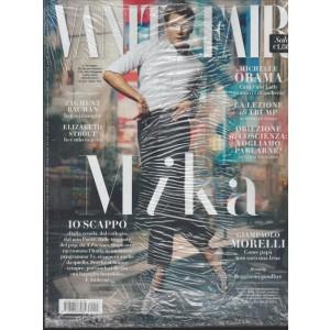 """VANITY FAIR - mensile n. 43 Novembre 2016 """"MIKA"""""""