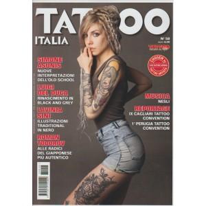 Tattoo Italia - bimestrale n. 58 Novembre 2016