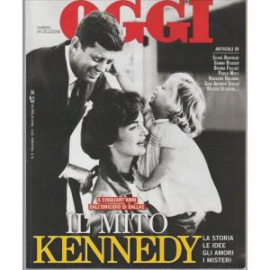 IL MITO KENNEDY - La storia le Idee, gli amori, i misteri by Oggi settimanale