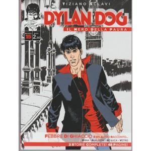 Dylan Dog  Il Nero della paura vo. 15 di Tiziano Sclavi - Febbre Di Ghiaccio