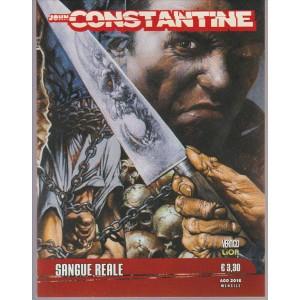 Vertigo Dragons 32 – Constantine 17  - Vertigo lion